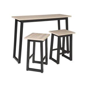 餐台+座椅3件套
