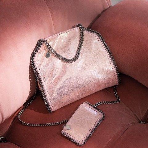 罕见7折 刘雯、赵薇同款£157收即将截止:Stella McCartney 限时美包闪促 收经典大热Falabella链条包、折叠手袋