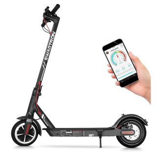 $270.99SWAGTRON 18mph时速 简单出行用 电动滑板车