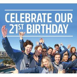 $98 (原价$374) 360度俯瞰悉尼城大惊喜!悉尼海港大桥登桥之旅周年庆