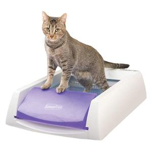 PetSafe 智能猫砂盆 告别