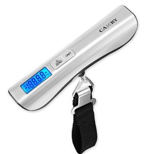 Camry Digital Luggage Scale