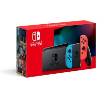 Nintendo Switch 32GB 续航增强版 红蓝