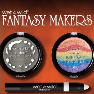 全场7折+万圣节系列5折白菜价:Wet N' Wild官网 全场优惠促销