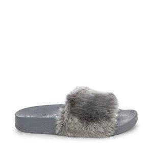 Steve Madden晒货同款,码数有限毛绒拖鞋