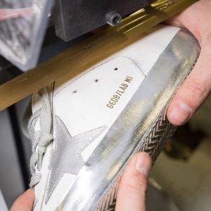 全场85折,$93.5秒变街拍小仙女最后一天:Acne Studios、MSGM、Golden Goose小脏鞋独霸时尚圈