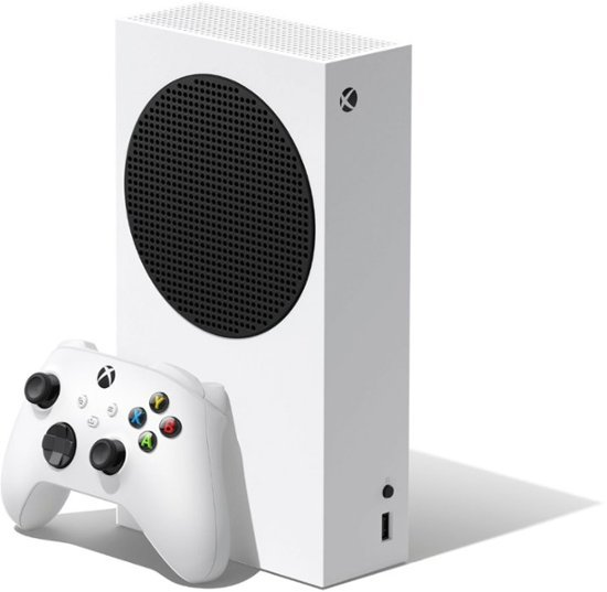 Xbox Series S 512 GB 游戏主机 无光驱版本