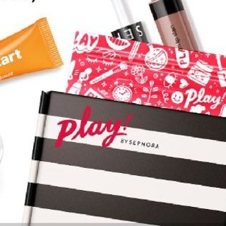 Try Free Play BoxWith $50 Purchase @ Sephora.com