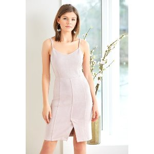 Elizabeth CrosbyGabrielle Slip Dress