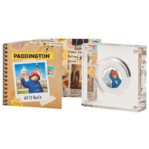 帕丁顿熊纪念币 2019版
