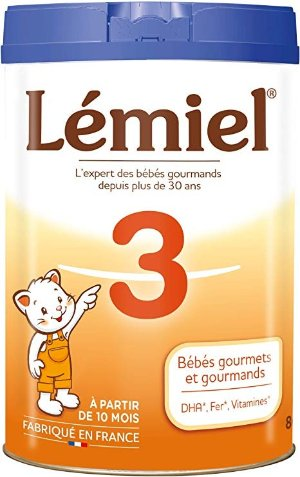 LEMIEL3段宝宝标准奶粉