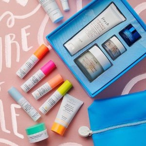 $11.2起 收Mini 套装【Sephora 8折盛典】 精选迷你彩妆护肤 尝鲜首选 旅行必备
