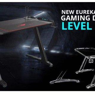 游戏高端配置 | EUREKA Z1-S 电竞桌