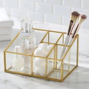 $5起 封面款$14Walmart 精选化妆品收纳盒促销