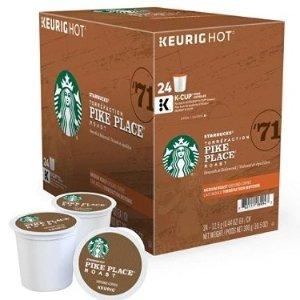 低至7.5折Office Depot 星巴克等咖啡胶囊限时特惠