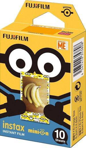 Fujifilm Instax Mini Film Minion 8.6cm