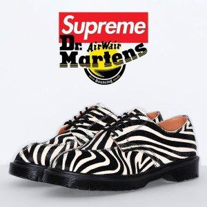 本周四4月8日发售 三款配色预告:Supreme X Dr. Martens 王炸联名 1461小皮鞋经典再演绎