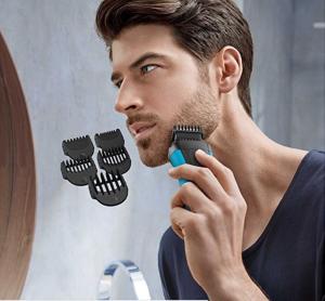 史低价 $58(原价$84.99)Braun 3010BT 3合1干湿两用电动剃须刀