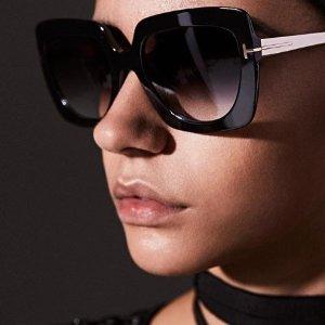 低至2折 $126收Burberry猫眼小脸太阳镜大牌太阳镜特卖来袭 好价收Gucci MiuMiu Tom Ford 凹造型神器