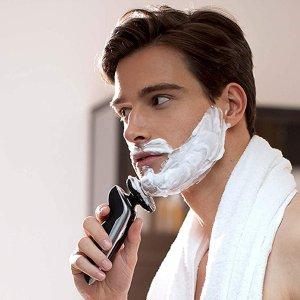 $169.96(原价$251.8)Philips飞利浦 干湿两用9000电动剃须刀 胡子再也不扎人