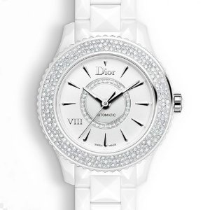 Extra $400  OffDIOR  VIII Diamond Studded Automatic Ladies Watch CD1245E5C001