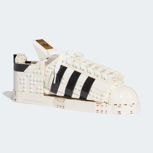 Adidas收藏家绝对不要错过!LEGO® adidas Originals 联名款