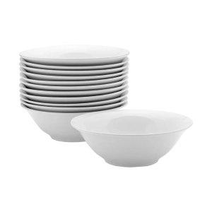 PfaltzgraffCora Set of 12 Soup Cereal Bowls