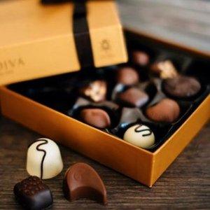 4折起 回国送礼必备Godiva Lindt 品牌巧克力,糖果及礼盒促销,加拿大本土蜂蜜