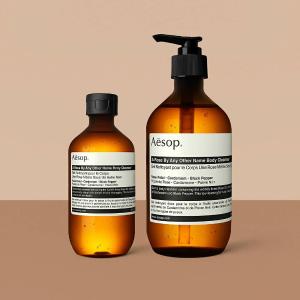任意2件$135 变相7折起随时截止:Aesop 伊索闪促 收护肤套装、香芹籽抗氧化精华