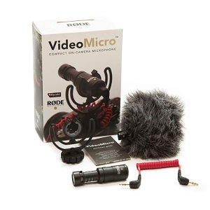 RODE VideoMicro Compact