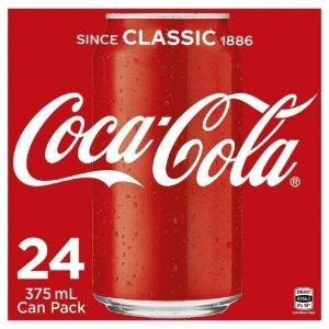 可乐X24 375mL