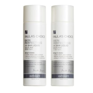 $35 ($58 Value)Paula's Choice Skin Perfecting 2% BHA Liquid Exfoliant Duo @ Nordstrom