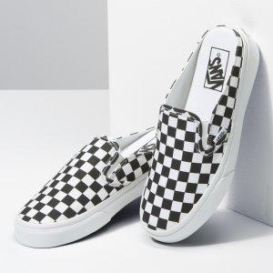低至3.8折 一脚蹬仅$35白菜价:Nordstrom 平价运动鞋清仓 封面同款Vans$42