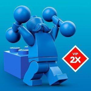 变相9折 完美入手经典套装LEGO®官网 全场VIP购物享双倍积分