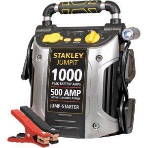 Stanley J5C09 1000 Peak Jump Starter with Air Compressor