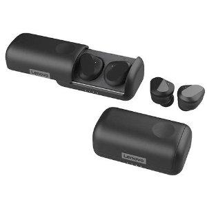 $57.99(原价$143.09)史低价:Lenovo 联想 真无线耳机豆 两副装 可单买一副