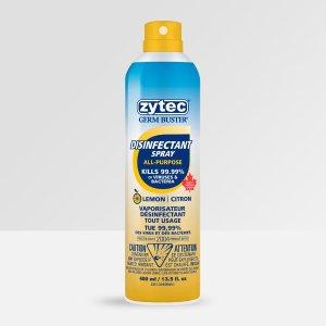 $7.9(原价$9.92)Zytec 消毒喷雾 杀灭99.99%病毒细菌 80%酒精洗手喷雾$6.99