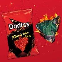 Doritos 辣味玉米片 1oz 40包