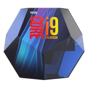 $474.99 (原价$499.99)Intel Core i9-9900K Coffee Lake 8C16T 睿频5.0GHz 处理器