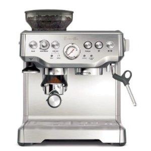 $629 (原价$899)带一年保修Breville铂富 BES870 专业咖啡机