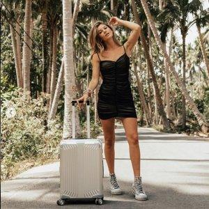 低至7折 小飞象£100入Samsonite 精选行李箱 贝壳纹、Disney 联名款热卖中