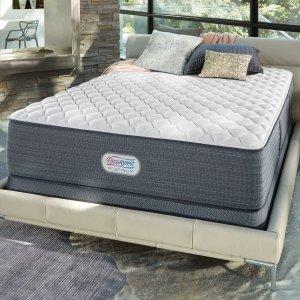 $589+免费睡眠追踪仪 全网最低价新华人爆款 Simmons 白金系列 Spring Grove 超硬床垫 Queen尺寸