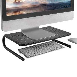 $10.29 销量冠军显示器, 笔记本节约空间型 全金属网状 抬高支架