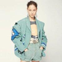 Isabel Marant 四季必备外套合集 休闲西装、衬衫外套等都有