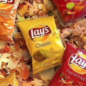 折扣升级:Frito Lay 追剧必囤薯片洋葱圈等零食热卖