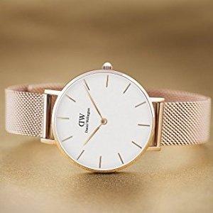 From $95.86 Select Daniel Wellington Watches@Amazon.com