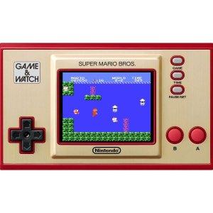 Nintendo游戏与手表:超级马里奥限定款