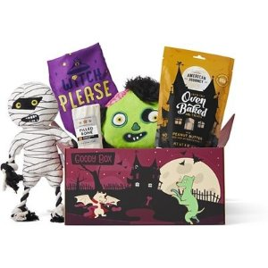 Goody Box Halloween for Dogs - Chewy.com