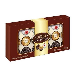 Ferrero Collection 18 Piece Assorted @ Walgreens