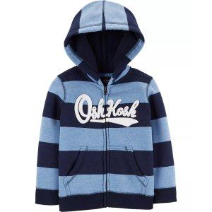 男小童Logo外套